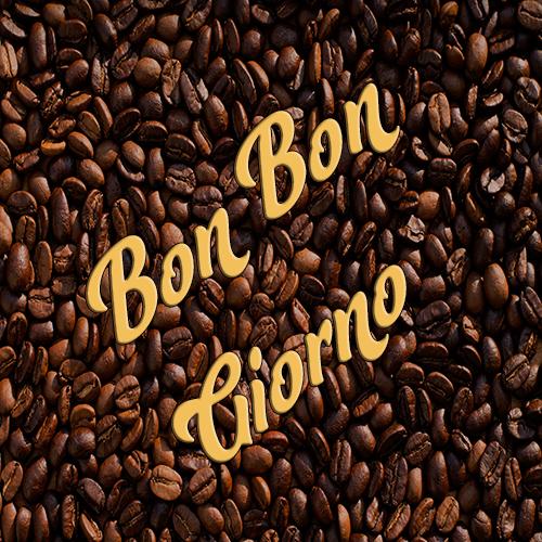 Bon Bon Giorno koffie