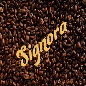Signora koffie