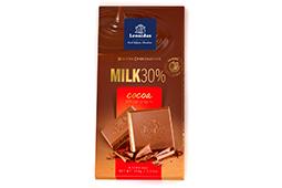 100g melkchocolade tablet